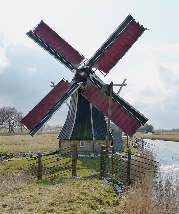 De Gans / De Goes, Ezumazijl, Foto: Willem Jans (30-3-2013).