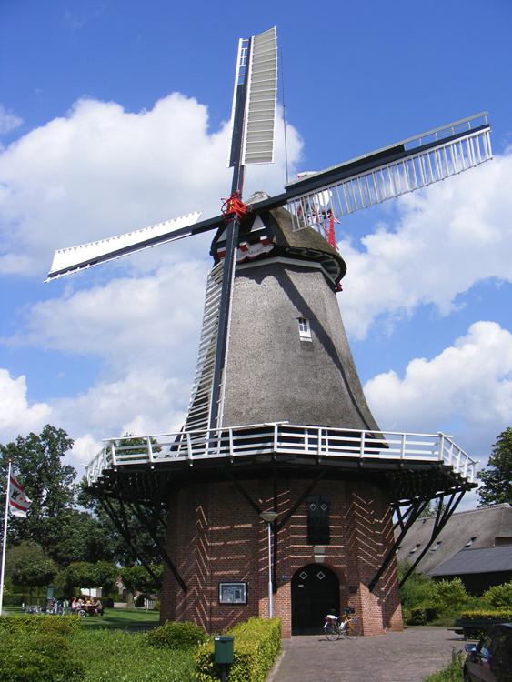 De Sterrenberg, Nijeveen, Foto: Martin E. van Doornik (2-8-2008).
