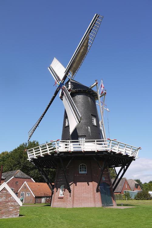 De Eendracht, Gieterveen, Foto: Matthieu Hoogduin (28-8-2010).