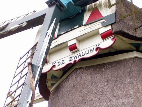 De Zwaluw, Oudemolen, Foto: Michiel Regelink (20-08-2005).