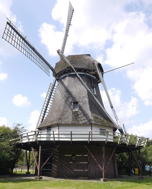 De Berk, Barger Compascuum, Foto: Matthieu Hoogduin (16-8-2012).