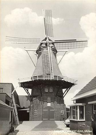 Grenszicht, Emmer-Compascuum, Foto: n.b. (verzameling Henk Hilbrands)