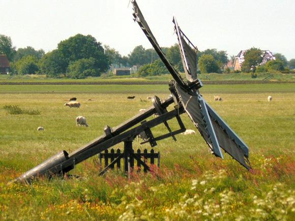 (paaltjasker), Nij Beets, Foto: Dedde de Vries (24-05-2008).