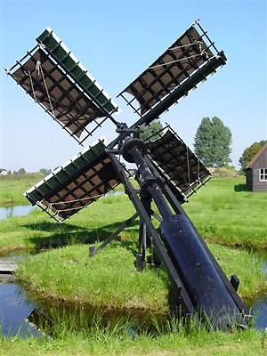 (paaltjasker), Nij Beets, Foto: Harmannus Noot (19-09-2005).