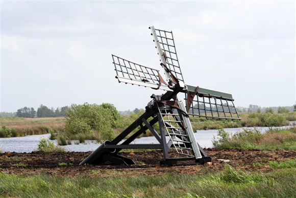 De Bonne Brekken, Nijetrijne, Foto: Harmannus Noot (12-05-2007).