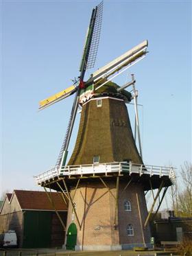 De Hoop, Stiens, Foto: Harmannus Noot (11-3-2007).