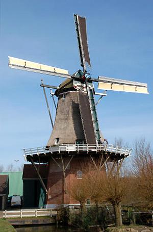 De Hoop, Stiens, Foto: Joop Vendrig (15-4-2006).