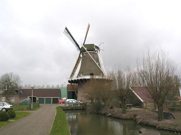 De Hoop, Stiens, Foto: Willem Jans (17-3-2007).