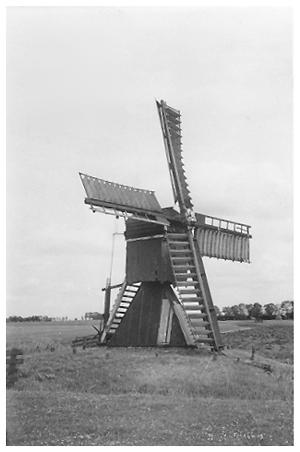 Fatum, Tzum, Foto uit 1957 door W.O. Bakker, Harkstede  (verzameling Ton Meesters).