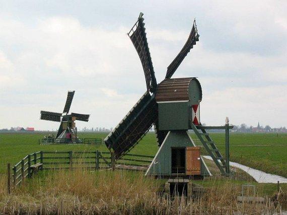 Kramers Mole, Goutum, Foto: Willem Jans (27-3-2004).