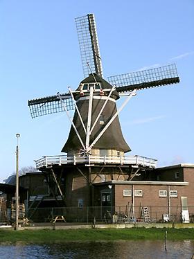 De Mars, De Blesse, Foto: Willem Jans (19-12-2005).