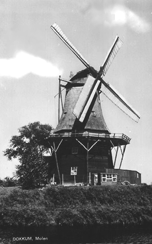 De Hoop, Dokkum, Foto: n.b. (verzameling Rob Pols).