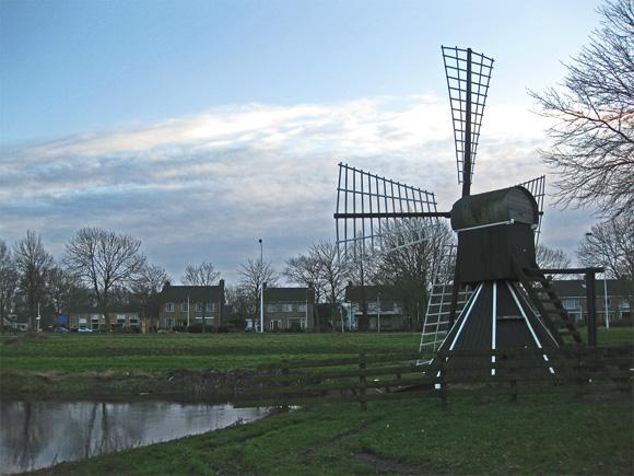 Arkens, Franeker, Foto: Edo Werkman (20-12-2008).