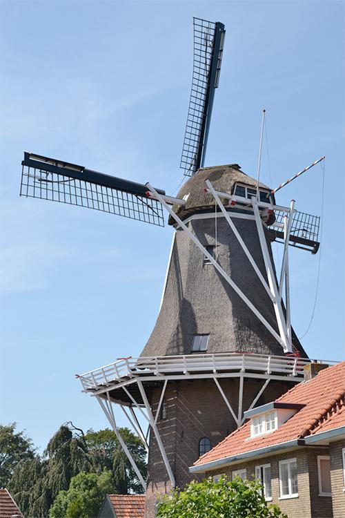 Welgelegen / Tjepkema's molen, Heerenveen, Foto: Rob Pols (5-8-2015)