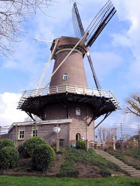 De Hoop / De Beijenkorf, Maurik, Foto: Hans Lägers (17-3-2007).