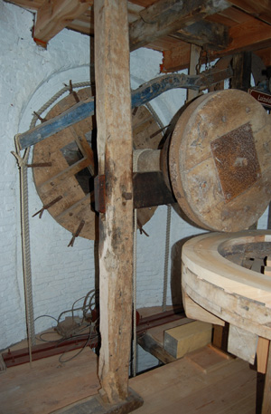 De Oude Molen, Oudemolen (Fijnaart), Foto: Rob Pols (30-3-2008).