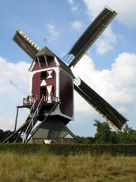 De Oostenwind, Asten, Foto: Rob Pols (9-7-2005).