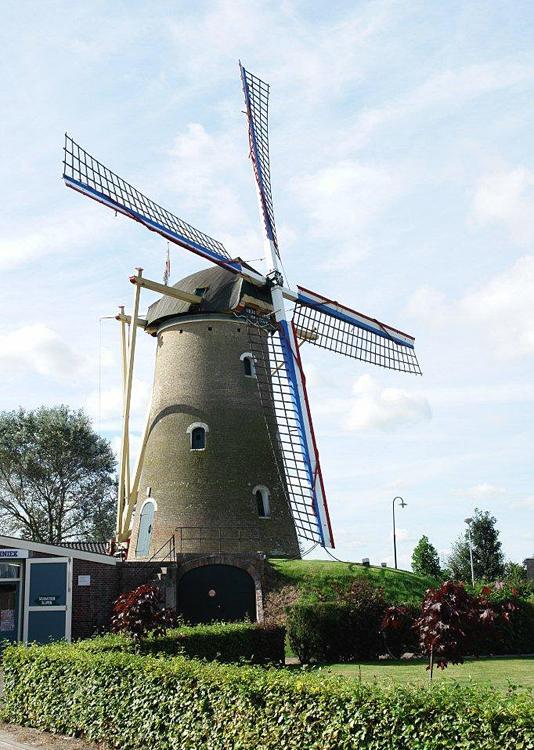 De Hoop, Den Hout, Foto: Frits Kruishaar (1-9-2012).