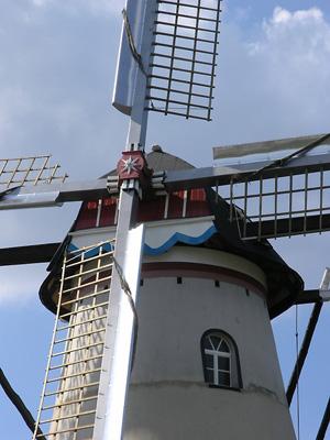 Sint Victor, Heeze, Foto: Frans van Unen (8-9-2005).