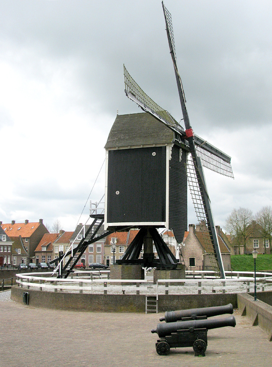 Nr. I, Heusden, Foto: Piet Glasbergen (7-4-2012).