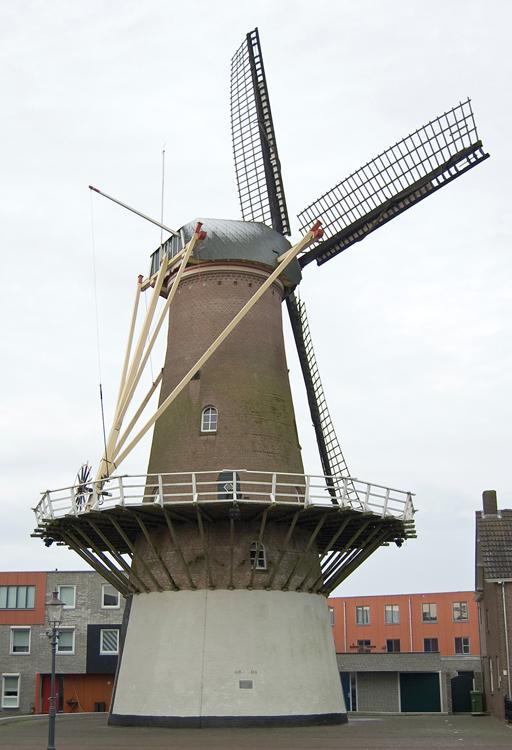 De Lelie, Leur, Foto: Ad van Lieshout (november 2008).