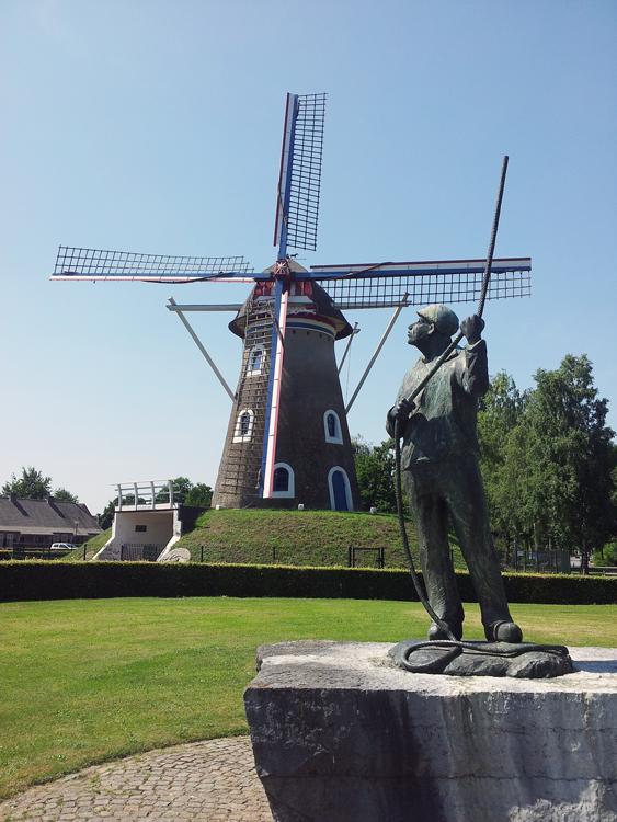 De Leest, Lieshout, Foto: Mario Collombon (7-7-2013).