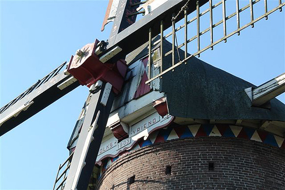 De Volksvriend, Liessel, Foto: Frits Kruishaar (14-9-2008).