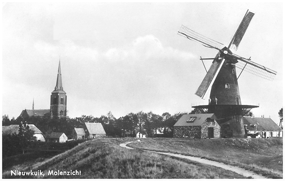 Emma, Nieuwkuijk, Foto: 1940 (verzameling Ton Meesters).