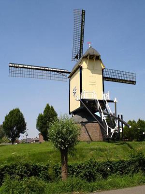 Windlust, Nistelrode, Foto: Marcel Stroo (10-06-2006).