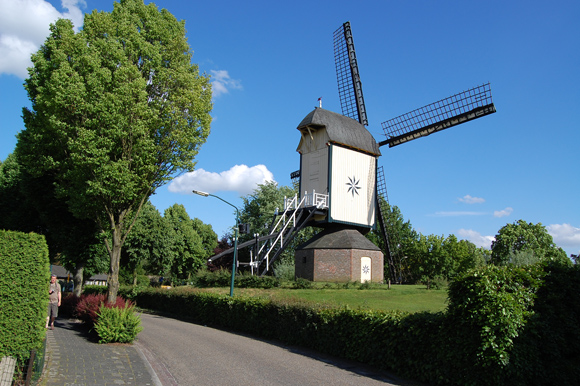 Windlust, Nistelrode, Foto: Rob Pols (22-05-2009).