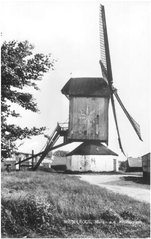 Windlust, Nistelrode, Foto: 1965 (verzameling Ton Meesters).