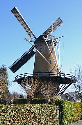 De Twee Gebroeders, Roosendaal, Foto: Rob Pols (25-3-2012)