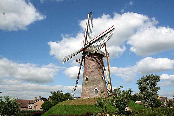 De Hoop, Sprundel, Foto: John de Jong (8-9-2006).