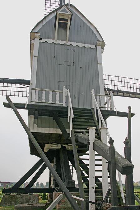 De Akkermolen, Zundert, Foto: Ton Koorevaar (20-5-2011).