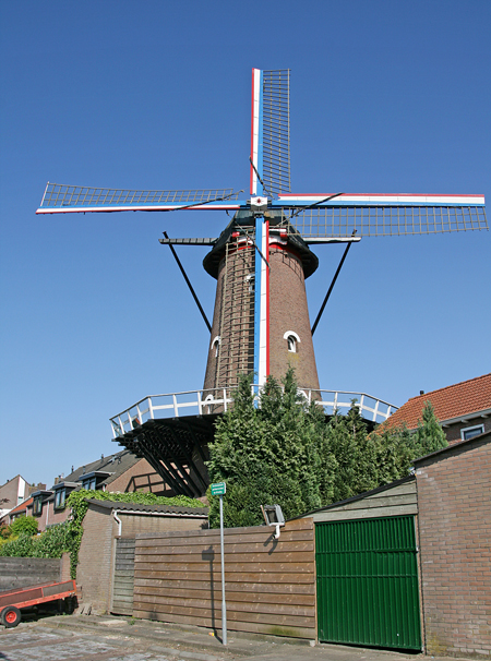 Fleur, Zevenbergen, Foto: Ton Koorevaar (20-5-2012).
