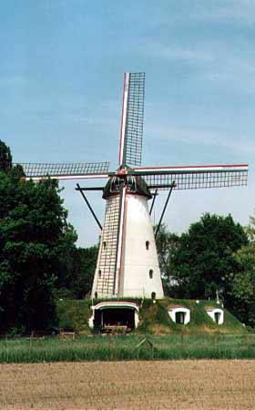 De Genenberg, St. Michielsgestel, Foto: Johan Janssen (13-05-2000).