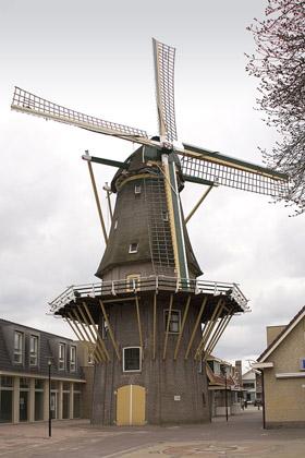 De Leeuw, Aalsmeer, Foto: Frank Hendriks (11-4-2010).