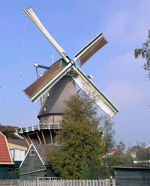 De Leeuw, Aalsmeer, Foto: Willem Jans (8-10-2005).