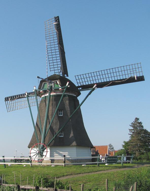 De Oude Knegt, Akersloot, Foto: Piet Glasbergen (25-5-2012).