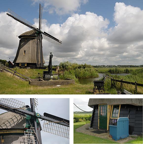 Bosmolen, Egmond aan den Hoef, Foto's: Anuschka Ilsink (25-7-2009).
