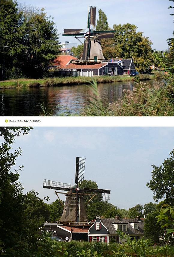 D'Admiraal, Amsterdam-Buiksloot, Foto: Gerard Roomer (3-7-2009).