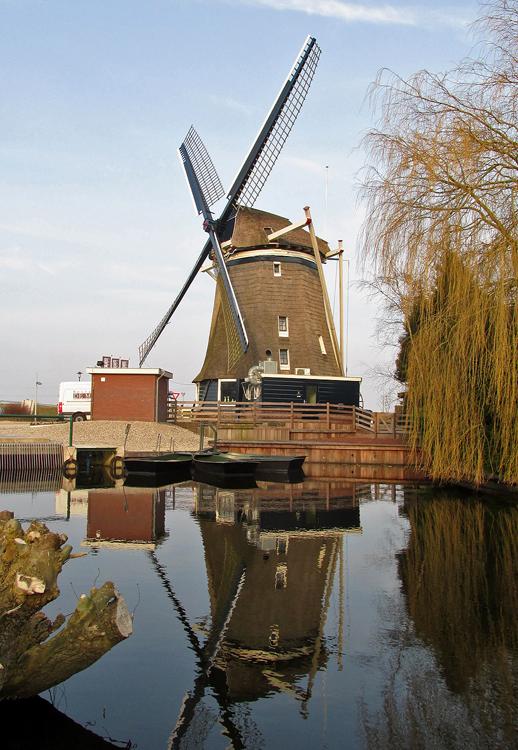 Hollandia, Ankeveen, Foto: Piet Glasbergen (16-3-2015).