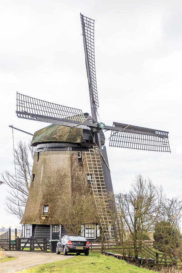 De Havik, Grootschermer, Foto: Piet Glasbergen (11-2-2016)