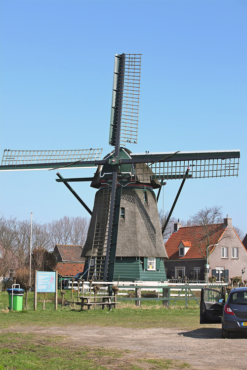De Veer, Haarlem-Penningsveer, Foto: Hans Mauer (22-3-2012).