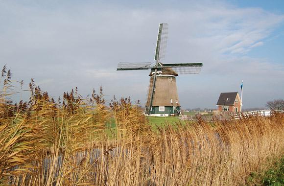 Veenhuizer, Heerhugowaard, Foto: Rob Pols (21-11-2009).
