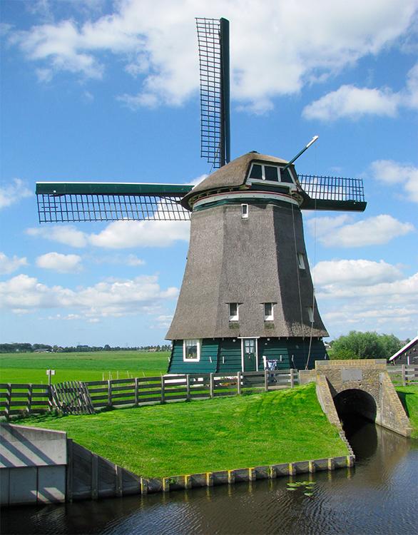 Veenhuizer, Heerhugowaard, Foto: Piet Glasbergen (9-9-15)