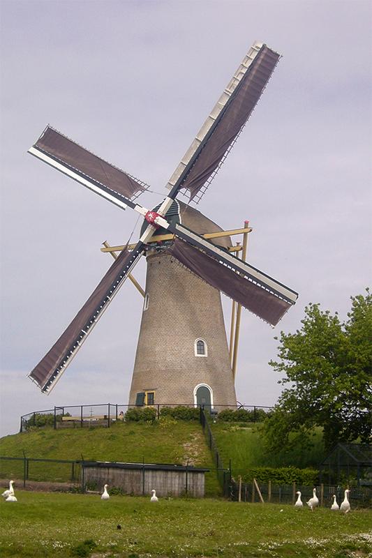 De Eersteling, Hoofddorp, Foto: Bram Westerink (28-11-2015)