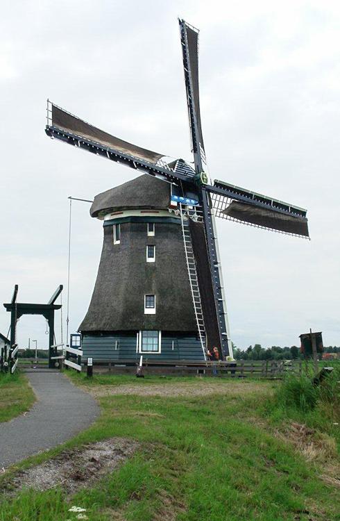 De Woudaap, Krommeniedijk, Foto: Frits Kruishaar (28-7-2012).
