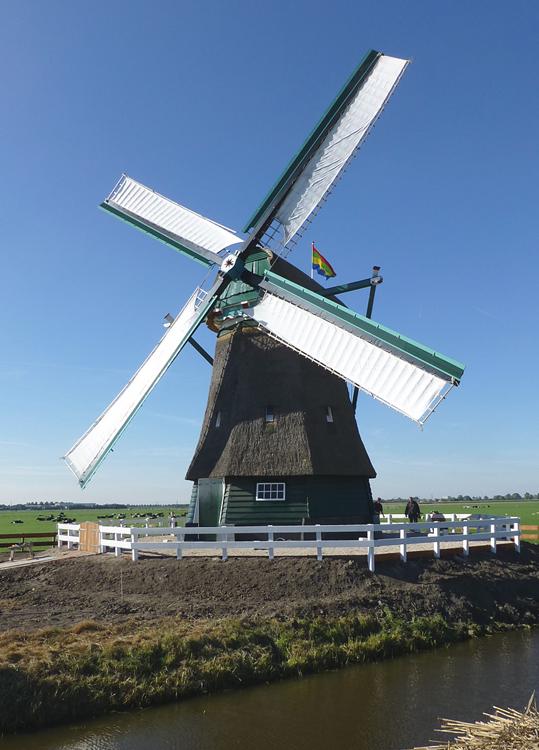De Nachtegaal, Middenbeemster, Foto: Dick Bunskoeke (27-9-2013).