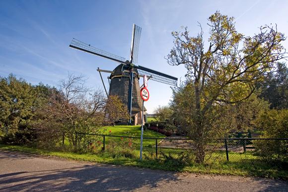 De Zwaan, Ouderkerk aan de Amstel, Foto: BB (14-10-2007).